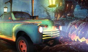 Halloween Monster Transporter