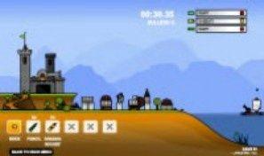 Original game title: Sandcastle