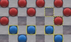 Original game title: Glass Checkers