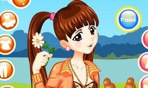 Princess Spring Picnic