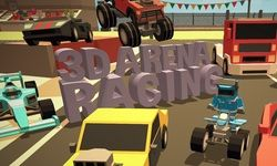 3D Arena Racing