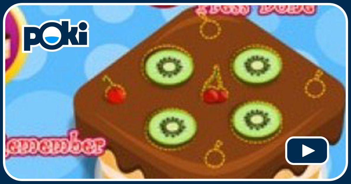 Dise ador de tortas online juega gratis en paisdelosjuegos for Disenador de cocinas gratis