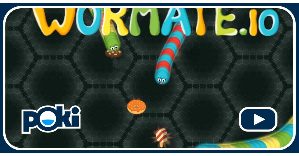Jogo Online  Wormate.io