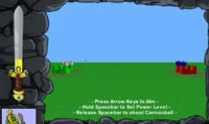 Original game title: Castle Battles