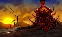 Train Steam Western