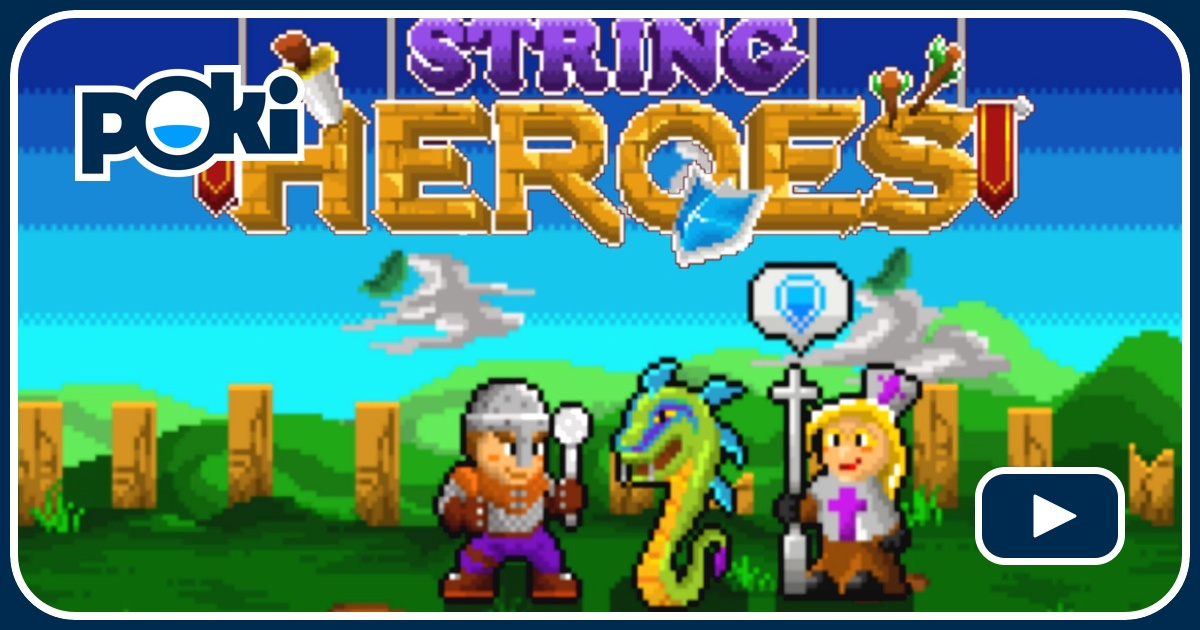 Jogue String Heroes Grátis