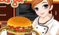 La Hamburguesa de Tessa