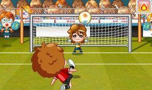 Original game title: Super Penalty Shootout