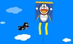Cat Kite