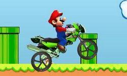 Mario Moto Cross