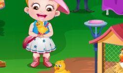 Mała Hazel i Festiwal Plonów