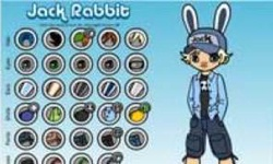Jack Rabbit Dress Up