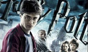 Magic Puzzle: Harry Potter