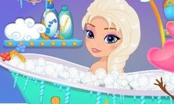 Baby Elsa Frozen Shower