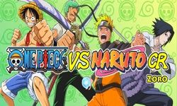 One piece VS Naruto CR: Zoro