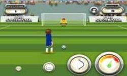 Голы в супер-футболе