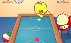 Duck Air Hockey