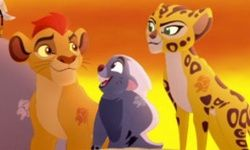 The Lion Guard Assemble
