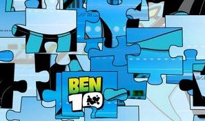 Original game title: Ben 10 Ultimate Hero Puzzle