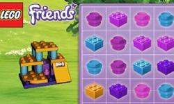 Lego Friends Matching