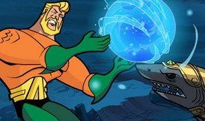 Original game title: Aquaman: DOA
