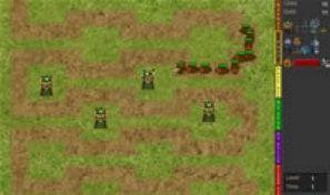 Original game title: Duels Defense