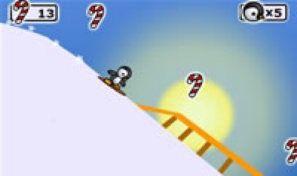 Original game title: Penguin Skate 2