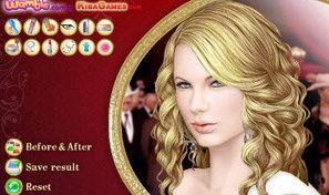 Original game title: Taylor Swift Make Over