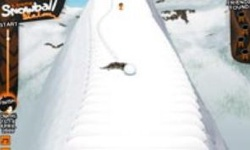 Snowball Slalom