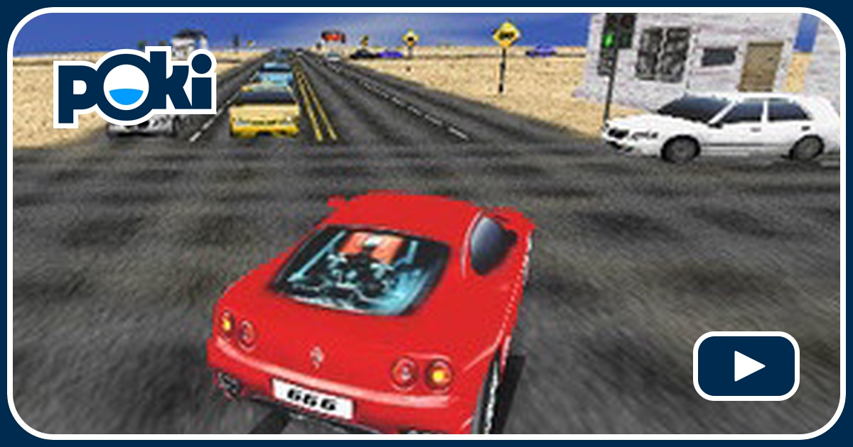 Lost Race Game - Car Games - GamesFreak