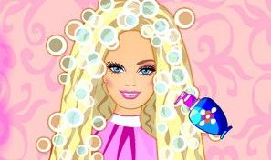 Barbie Cute Hairstyle