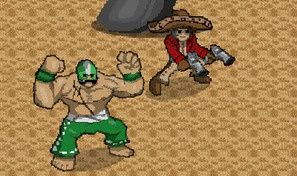 Original game title: Bandido's Desert