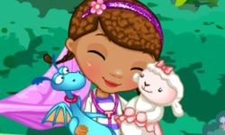 Doc McStuffins Kitten Care