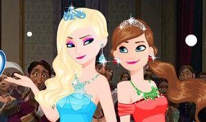Frozen Snow Prom