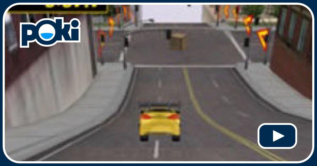 brakeless car game