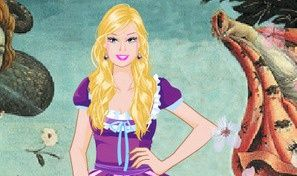 Barbie Spring Princess