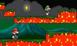 Mario And Luigi Escape
