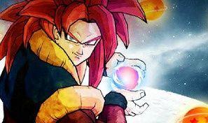 Dragonball Z Goku Dressup