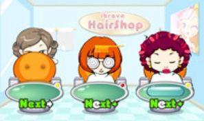 Original game title: Sue Super Hair Dresser