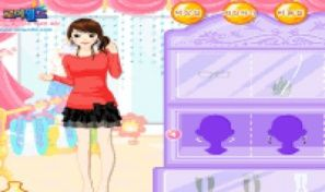 Original game title: Shopping Girl Make-Over