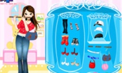 Wardrobe Girl Make Over