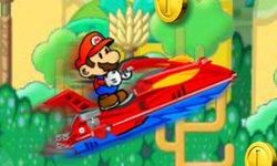 Mario Jungle Jet