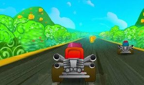 Original game title: Racer Kartz