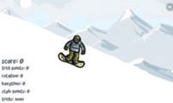 Snowboard Stunts