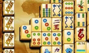 Original game title: Mahjong Of 3 Kingdoms