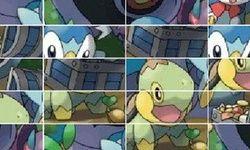 Combinando Peças Pokémon