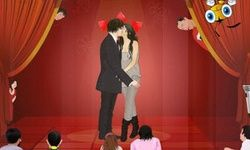 Zanessa Kissing