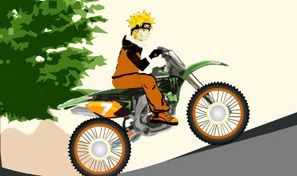 Original game title: Naruto Motorbike
