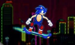 Sonic Skate Glider