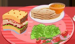 Original game title: Epic Breakfast Decoration